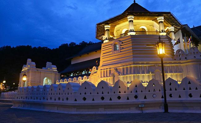 Kandy City   Royal Holidays