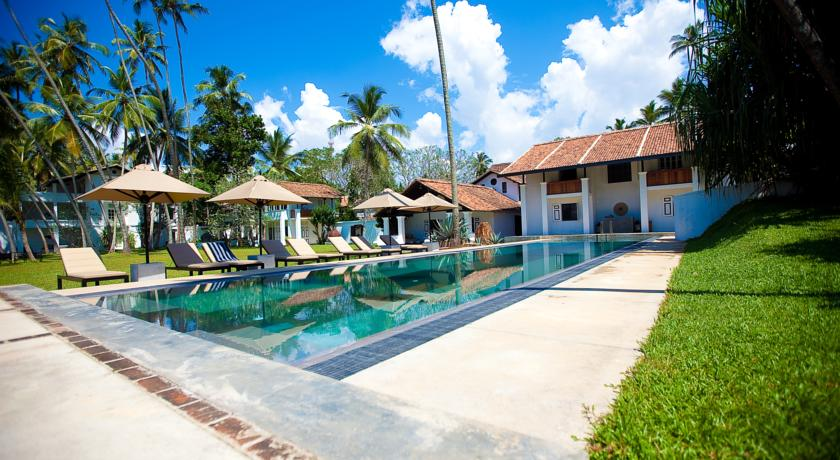 Villa Bentota On The Beach In Sri Lanka Sri Lanka On The Beach On The Beach Holidays In